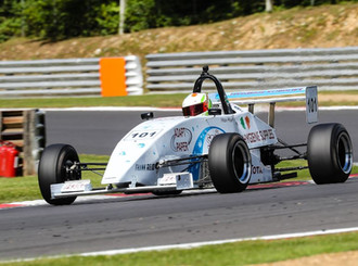 Hart Secures 2019 Motorsport Ireland Young Racing Driver of the Year Award Nomination
