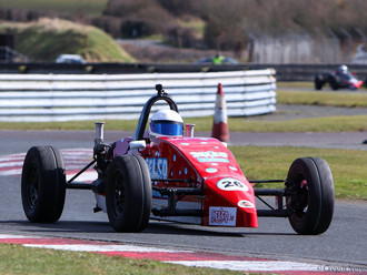 Formula Vee - Round 1 - with Max Hart