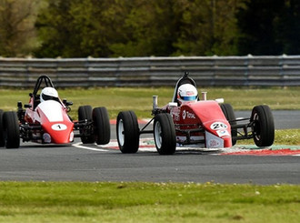 Formula Vee Rounds 2/3
