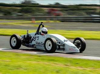 Formula Vee Round 3 - Kirkistown - 29th August