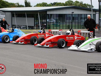 Title glory at Donington