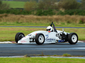 Formula Vee Rounds 6 & 7 - Kirkistown - 26th September