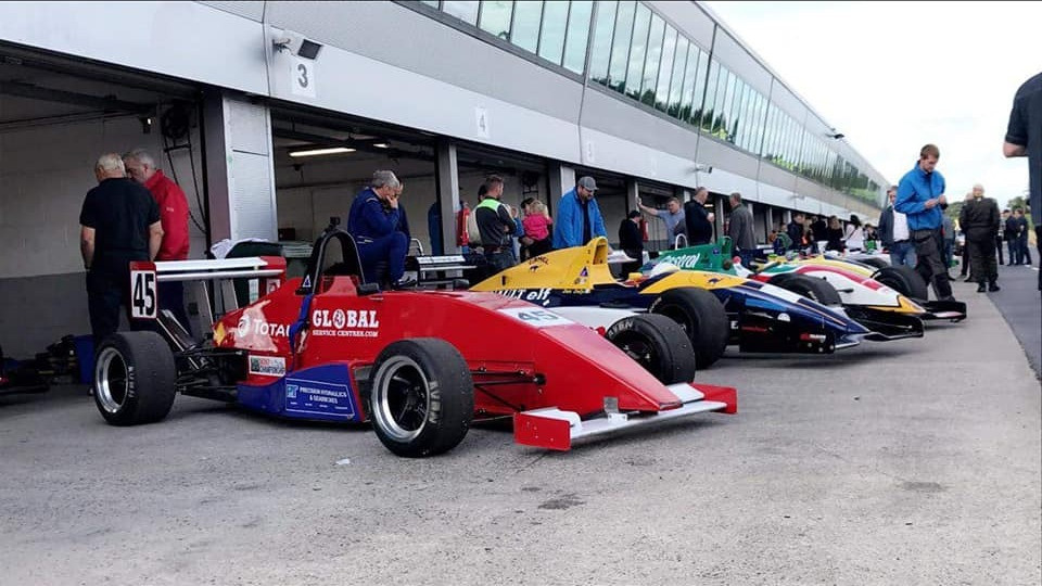 The Formula Libre field on display