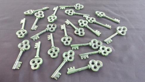 jade keys