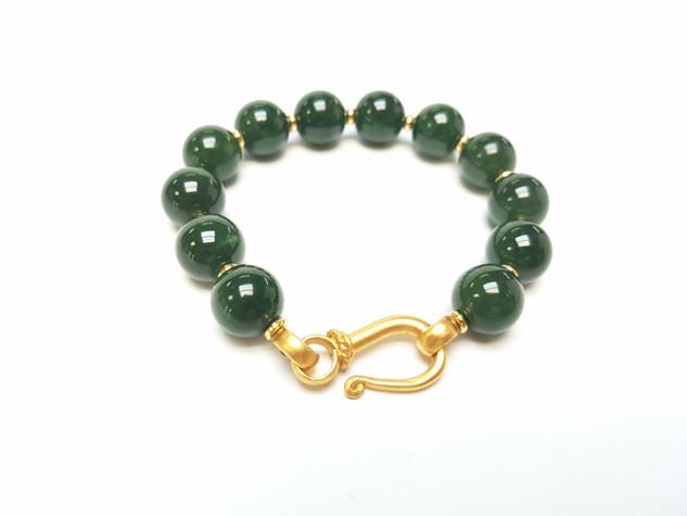 Stunning Jade beads and Bracelets