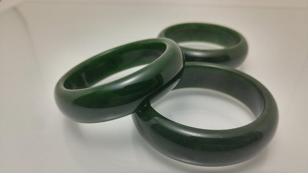Jade bangles