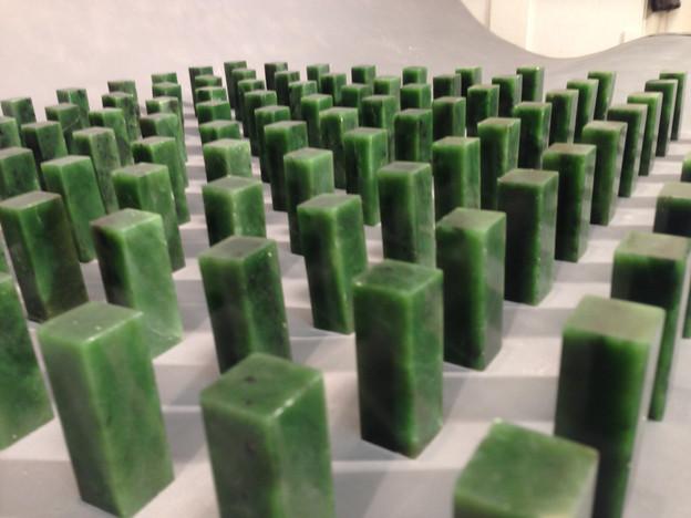 jade cutting