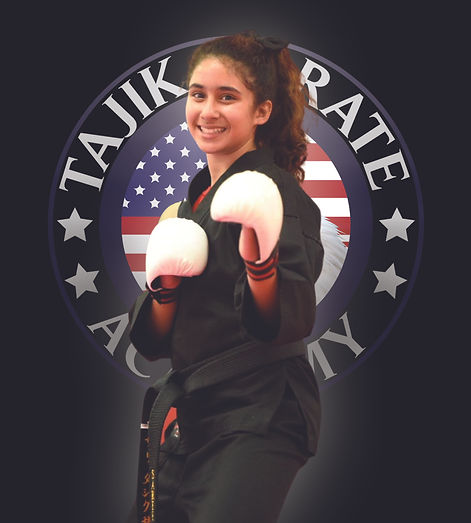 Tajik Karate Irvine California