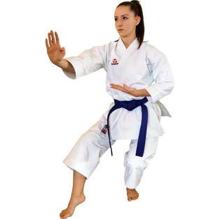 Hayashi WKF Karate-Gi KATAMORI $165.00