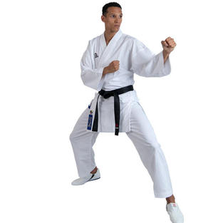 Hayashi White Karate-gi PREMIUM KUMITE $125.00