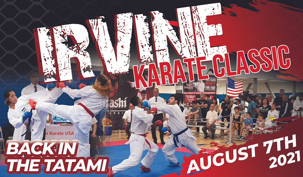Irvine Karate Classic 2021