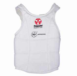 WKF Approved Body Protector $95.00