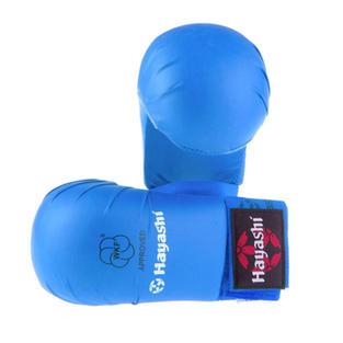 WKF Karate Protection Gloves - Blue $37.99