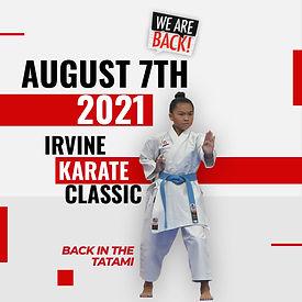 Irvine Karate Classic
