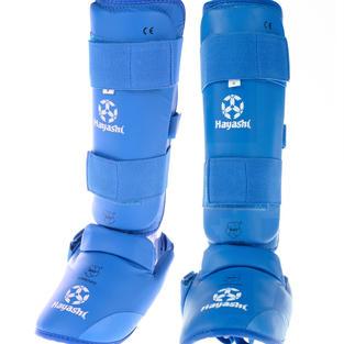 Hayashi WKF Foot and shin protection $59.95