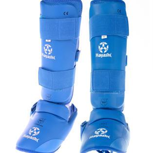 Hayashi WKF Foot and shin protection $49.95