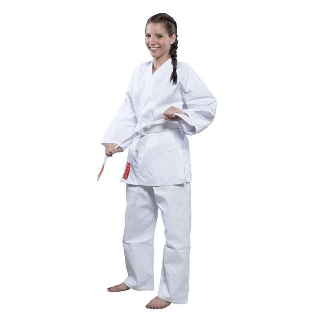 HEIAN Lightweight White student uniform - 7oz WKF $31.99