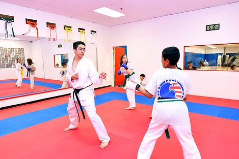 Tajik Karate Irvine California