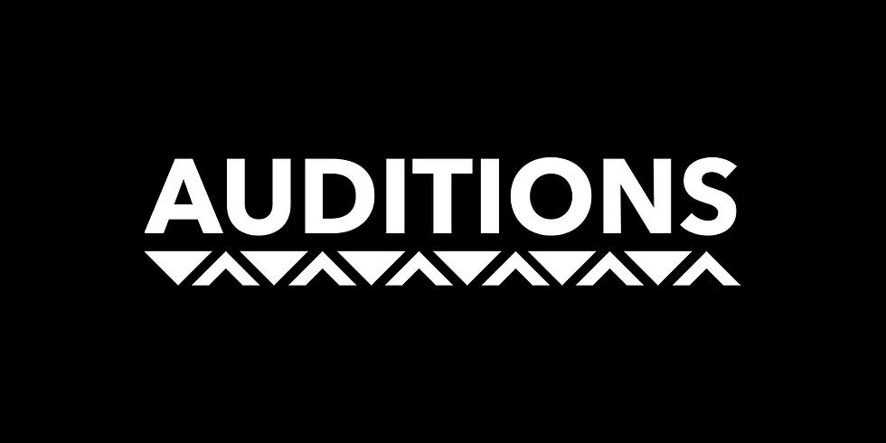 Auckland Auditions - Te Reo Māori Season 2021