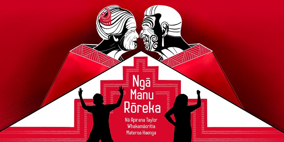 Ngā Manu Rōreka: Auckland Arts Festival
