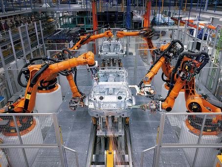 Automatización de procesos tecnológicos y producción