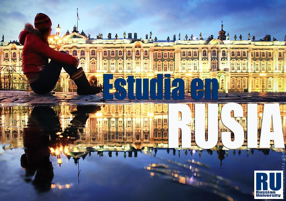 Pasos para estudiar en Rusia