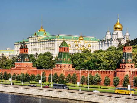 Moscú y los sitios turísticos más visitados de su territorio