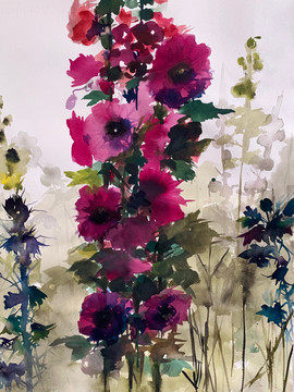 Hollyhock, San Francisco - SOLD