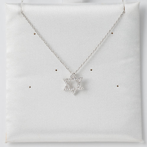 Star of David - Silver