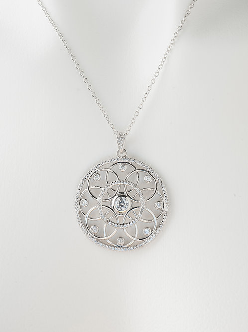 Cosmo Pendant Necklace