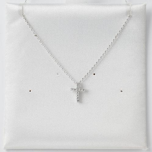 Cross - Silver