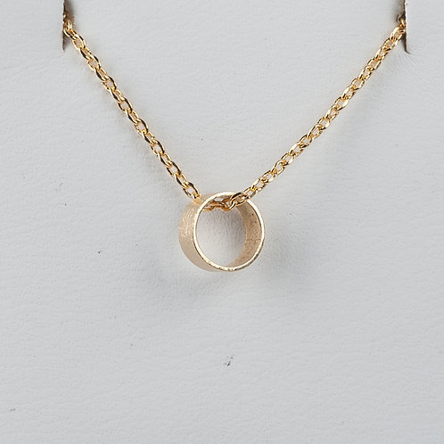Friendship Ring in Gold