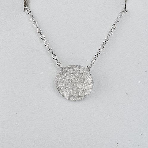 Orb in Silver