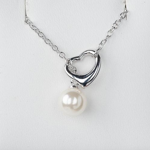 Pearl & Heart