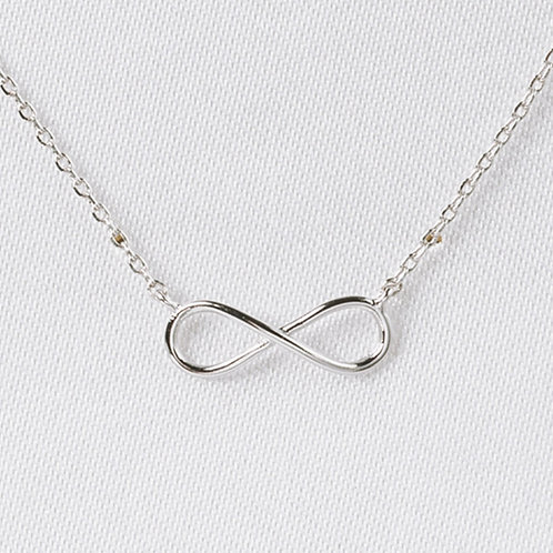 Infinity in Silver