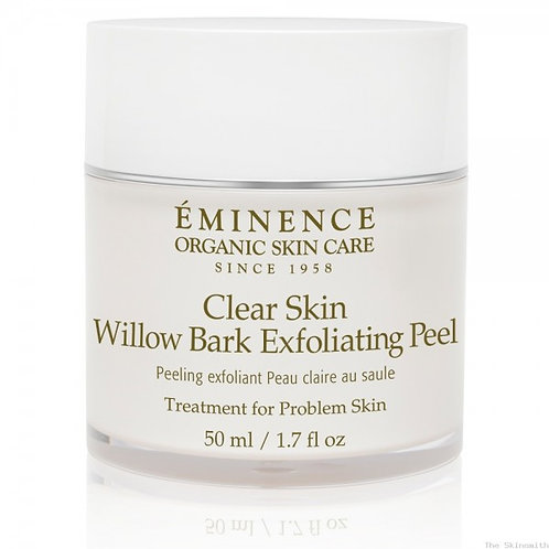 Clear Skin Willow Bark Exfoliating Peel