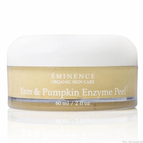 Yam & Pumpkin Enzyme Peel