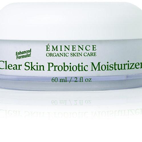 Clear Skin Probiotic Moisturizer
