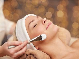 people, beauty, spa, cosmetology and ski