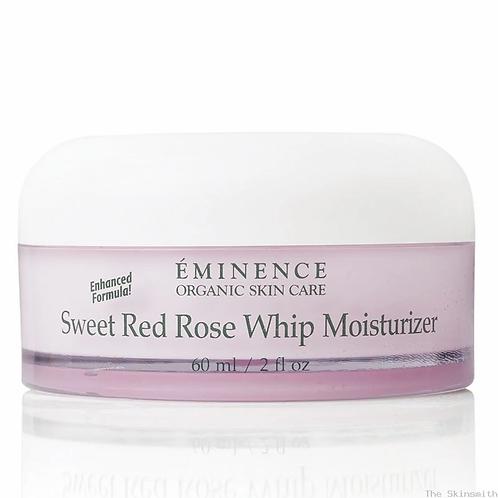 Sweet Red Rose Whip Moisturiser