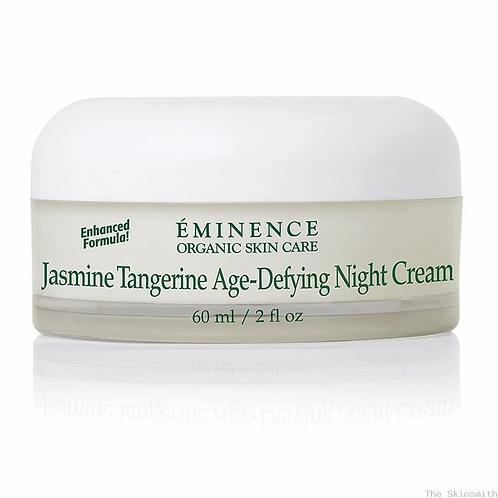Jasmine Tangerine Age-Defying Night Cream