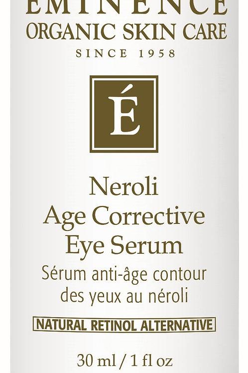 Neroli age corrective eye serum