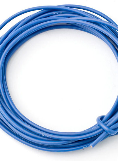 Blue Superflex Lead Wire