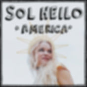 Listen to Sol Heilo's new single America