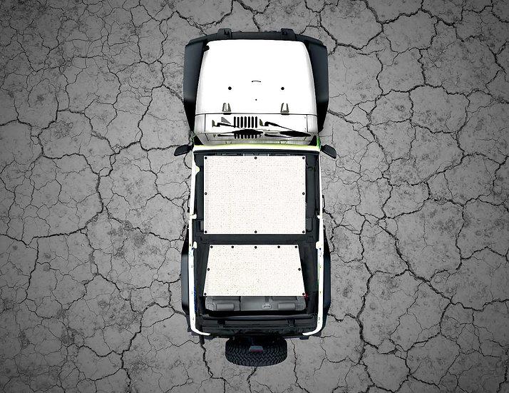 Mojo Jeep- White YJ Shade