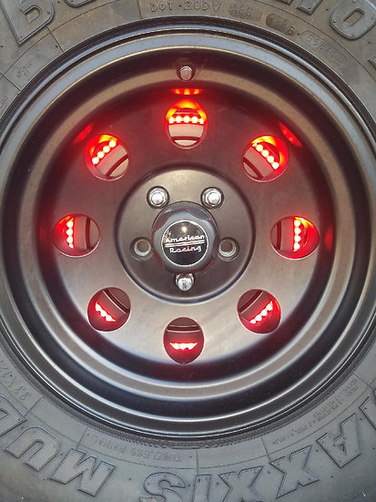 Third Brake Light- Red