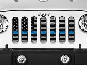 Grill-American Flag Thin Blue Line.jpg