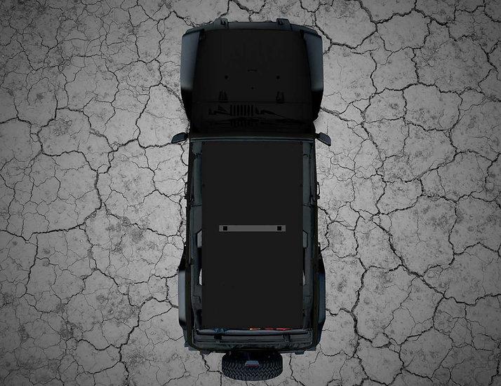 Mojo Jeep- Black Shade