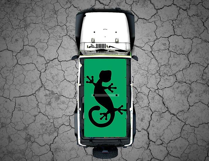 Mojo Jeep - Gecko