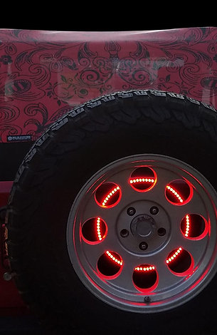 Third Brake Light- Red